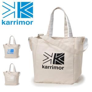 Karrimor カリマー cotton tote コットントート 【アウトドア/トート/ショルダー/2way】 highball