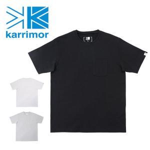 Karrimor カリマー pocket wide T ポケットワイド 101043 【Tシャツ/トップス/アウトドア】【メール便・代引不可】 highball