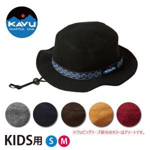 KAVU/カブー ハット キッズバケットハット(ウール) K's Bucket Hat (wool) 19820741 【帽子】キッズ 子供 お揃い親子コーデ|highball
