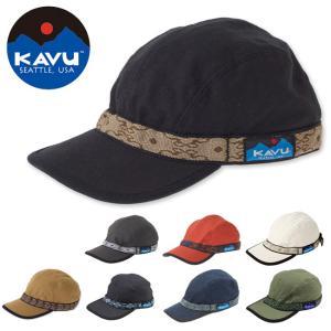 KAVU/カブー キャップ Strap Cap ストラップキャップ 11863001 【帽子】【メール便・代引不可】|highball