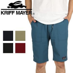 Kriff Mayer クリフメイヤー イージーベイカーショーツ 1815108 【メンズ パンツ アウトドア おしゃれ】|highball