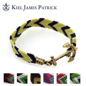 KIEL JAMES PATRICK キールジェイムスパトリック Adventure Collection 【ブレスレット/アクセサリー/ロープ】【メール便・代引不可】|highball