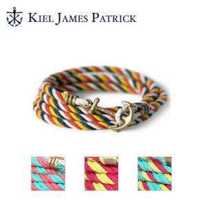 KIEL JAMES PATRICK キールジェイムスパトリック Lanyard Hitch Collection 【ブレスレット/アクセサリー/ロープ】【メール便・代引不可】|highball