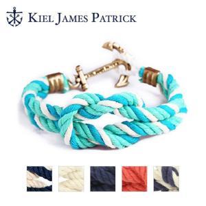 KIEL JAMES PATRICK キールジェイムスパトリック Triton Collection 【ブレスレット/アクセサリー/ロープ】【メール便・代引不可】|highball