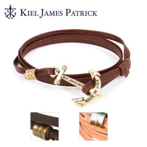 KIEL JAMES PATRICK キールジェイムスパトリック DECKHAND COLLECTION 【ブレスレット/アクセサリー/ロープ】【メール便・代引不可】|highball
