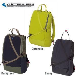 クレッタルムーセン KLATTERMUSEN バックパック MIMMER TravelPack 22L ミマー トラベルパック 520115|highball
