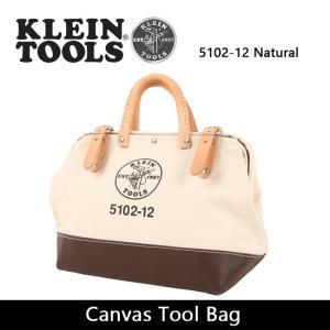 KLEIN TOOLS クラインツールズ Canvas Tool Bag 5102-12 Natural 【カバン】ツールバック キャンバス|highball