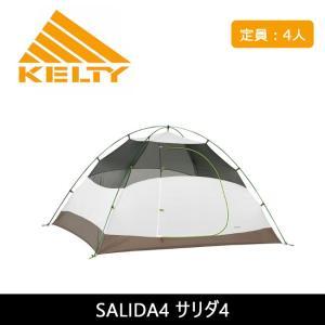 KELTY ケルティー SALIDA4 サリダ4 【TENTARP】【TENT】 テント キャンプ アウトドア highball