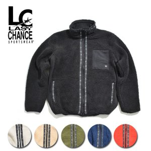 LAST CHANCE ラストチャンス Retro Boa Fleece Jacket LC18FW-001 【アウトドア/フリース/メンズ/ウィメンズ】|highball