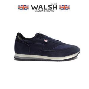 WALSH/ウォルシュ スニーカー LA84 LAV1004 NVY|highball