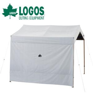 LOGOS ロゴス ソーラーブロック サイドウォール 270 71661028 【サイドウォール/遮光/タープ/アウトドア/キャンプ】|highball