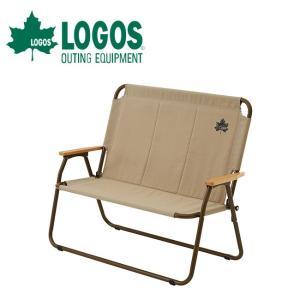 LOGOS ロゴス Tradcanvas チェアfor2 73173088 【チェア/二人掛け/椅子/アウトドア/キャンプ】|highball