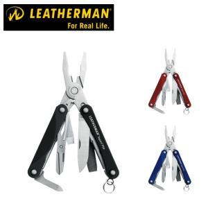LEATHERMAN レザーマン SQUIRT PS4 スクオート 【アウトドア/キャンプ/キーチェーンツール/ハサミ/補助工具】 highball