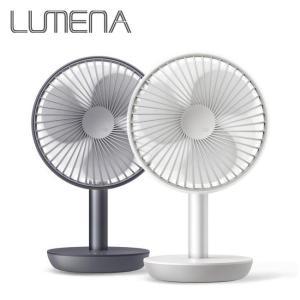 LUMENA ルーメナ デスクトップUSB扇風機 N9-FAN STAND2 【アウトドア/扇風機/...