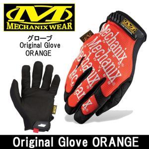 MechanixWear メカニクスウェア  グローブ Original Glove ORANGE|highball