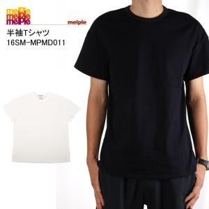 Melple/メイプル Tシャツ 半袖Tシャツ 16SM-MPMD011 【服】 melple-004【メール便・代引不可】|highball