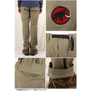 MAMMUT/マムート SOFtech TREKKERS Pants Men 1020-09760 【服】 ロングパンツ トレッカーズパンツ 登山 アウトドア|highball|02