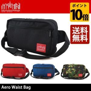 【日本正規品】 Manhattan Portage マンハッタンポーテージ エアロ ウエストバッグ Aero Waist Bag 1109|highball