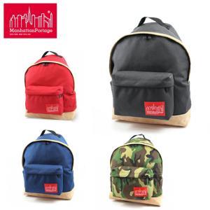 正規品 Manhattan Portage マンハッタンポーテージ Suede Fabric Big Apple Backpack MP1209SD13 バックパック|highball