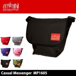 正規品 Manhattan Portage マンハッタンポーテージ メッセンジャーバッグ Casual Messenger MP1605|highball
