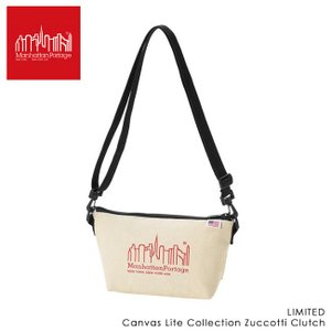 【数量限定】 Manhattan Portage マンハッタンポーテージ Canvas Lite Collection Zuccotti Clutch XS MP6020CVL 【日本正規品】|highball