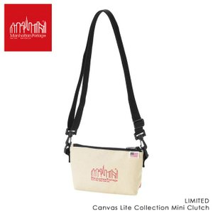 【数量限定】 Manhattan Portage マンハッタンポーテージ Canvas Lite Collection Mini Clutch XXS MP7020CVL 【日本正規品】|highball