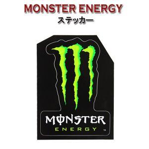 MONSTER ENERGY/モンスターエナジー ステッカー B2 13cm×10cm スノーボード...