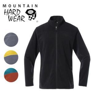 MOUNTAIN HARDWEAR マウンテンハードウェア マイクロチルジャケット Microchill Jacket OE8201 【アウトドア/メンズ/アウター/ジャケット】|highball
