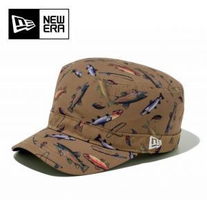 NEWERA ニューエラ WM 01 フライフィッシング カーキ 11897264 【ワークキャップ/帽子/ニューエラアウトドア/アウトドア】 highball