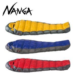NANGA ナンガ UDD BAG 180 レギュラー 【アウトドア/キャンプ/登山/シュラフ/夏用/羽毛寝袋/軽量 /コンパクト】|highball
