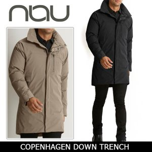NAU / ナウ COPENHAGEN DOWN TRENCH  【服】コート ダウン トレンチ アウター アウトドア メンズ|highball