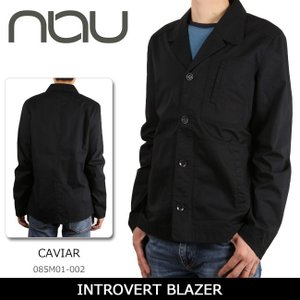 NAU / ナウ ジャケット INTROVERT BLAZER 085M01-002 【服】メンズ ブレザー ジャケット スプリングジャケット ファッション|highball