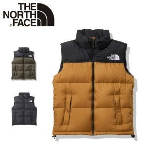 THE NORTH FACE ノースフェイス NUPTSE VEST ヌプシベスト(メンズ)  ND91843 【ベスト/日本正規品/アウトドア/タウンユース】 highball