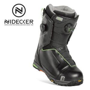 2019 NIDECKER ナイデッカー HYLITE HEEL-LOCK FOCUS 【ブーツ/スノーボード/日本正規品/メンズ/FLOW】|highball