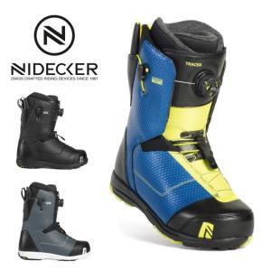 2019 NIDECKER ナイデッカー TRACER HEEL-LOCK COILER 【ブーツ/スノーボード/日本正規品/メンズ/FLOW】|highball