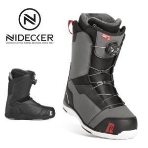 2019 NIDECKER ナイデッカー AERO COILER 【ブーツ/スノーボード/日本正規品/メンズ/FLOW】|highball