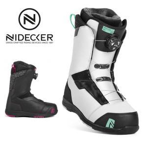 2019 NIDECKER ナイデッカー ONYX COILER 【ブーツ/スノーボード/日本正規品/レディース/FLOW】|highball