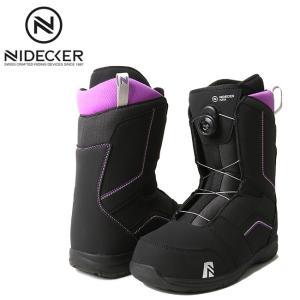 2019 NIDECKER ナイデッカー MAYA BOA 【ブーツ/スノーボード/日本正規品/レディース/FLOW】|highball