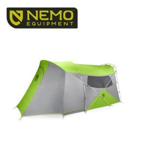 NEMO Equipment/ニーモ・イクイップメント  テント ワゴントップ6P グリーン NM-WGT-6P-GN|highball