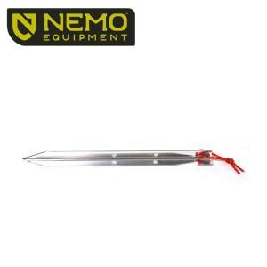 NEMO Equipment/ニーモ・イクイップメント  テントアクセサリー NEMO Tステーク NM-AC-TST 【TENTARP】【TZAK】|highball