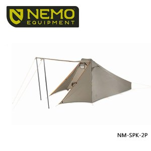 【NEMO Equipment/ニーモ・イクイップメント】テント SPIKE 2P スパイク 2P NM-SPK-2P 【TENTARP】【TENT】 テント キャンプ アウトドア【即日発送】|highball