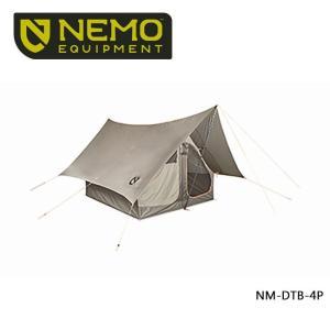 【NEMO Equipment/ニーモ・イクイップメント】テント DARK TIMBER 4P ダークティンバー 4P NM-DTB-4P 【TENTARP】【TENT】 テント アウトドア【即日発送】|highball
