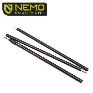 NEMO Equipment ニーモ・イクイップメント アジャスタブルタープポールL NM-AC-T...