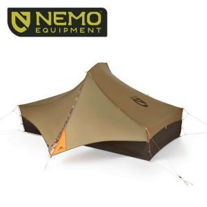 NEMO Equipment ニーモ・イクイップメント RECURVE 2P リカーブ NM-RCV-2P-F 【テント/バックカントリーシェルター/日よけ/アウトドア/キャンプ】|highball
