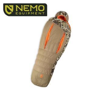 NEMO Equipment ニーモ・イクイップメント STALKER 0 スターカー NM-STK-0-F 【寝袋/シュラフ/アウトドア/キャンプ】|highball