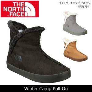 ノースフェイス THE NORTH FACE ブーツ ウインターキャンプ プルオン Winter Camp Pull-On NF51754 【NF-FOOT】|highball