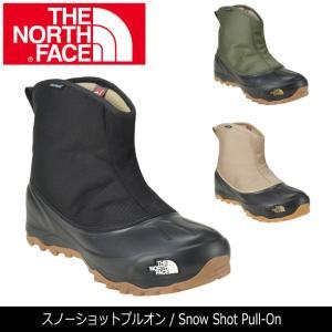 ノースフェイス THE NORTH FACE ブーツ スノーショットプルオン Snow Shot Pull-On NF51761 【NF-FOOT】|highball