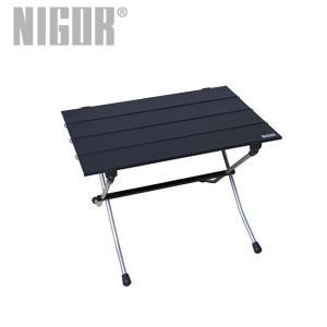 NIGOR ニゴア Table M テーブル N2000004-TABLEM 【アウトドア/キャンプ/机/折りたたみ】|highball