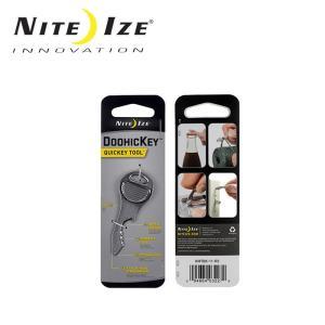 ナイトアイズ NITE-IZE マルチツールドゥーヒッキー クイックキー/KMTQK-11-R3//日本正規品|highball