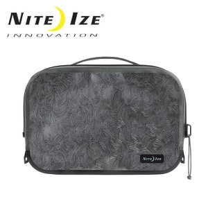 NITE-IZE ナイトアイズ RunOff Waterproof Medium Packing Cube ランオフ ウォータープルーフ ミディアム パッキングキューブ NI59039 【小物入れ/防水】|highball